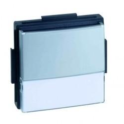 Крышка для розетки Simon SCUDO, серый, 2705092-063