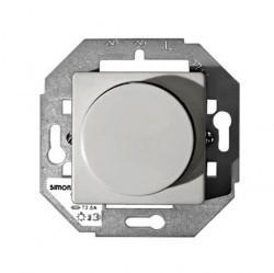 Светорегулятор поворотный Simon SIMON 27, 500 Вт, белый, 27313-35
