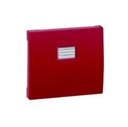 Клавиша Simon SIMON 44 AQUA, красный, 4400010-037