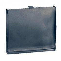 Крышка Simon SIMON 44 AQUA, алюминий, 4400092-138