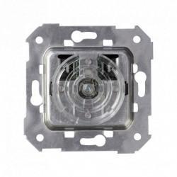 Механизм поворотного светорегулятора-переключателя Simon SIMON 75, 500 Вт, 75305-69