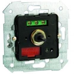Механизм поворотного светорегулятора-переключателя Simon SIMON 75, 500 Вт, 75319-39