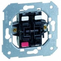 Механизм выключателя 2-клавишного Simon SIMON 75, скрытый монтаж, 75398-39