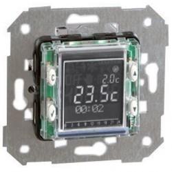 Механизм термостата комнатного Simon SIMON 75, с дисплеем, 75817-39