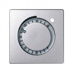 Накладка на светорегулятор Simon SIMON 82, алюминий, 82007-93