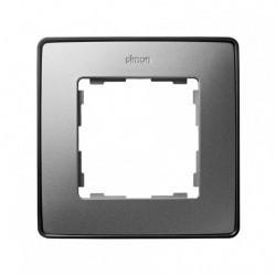 Рамка 1 пост Simon SIMON 82 DETAIL, графит, 8201610-293