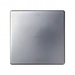 Клавиша Simon SIMON 82, алюминий, 82033-33