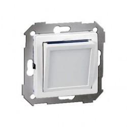 Накладка на светорегулятор Simon SIMON 82, белый, 82036-30