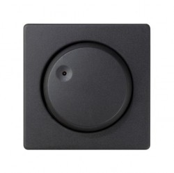 Накладка на светорегулятор Simon SIMON 82, графит, 82050-38