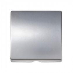 Накладка на вывод кабеля Simon SIMON 82, алюминий, 82051-33