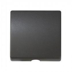 Накладка на вывод кабеля Simon SIMON 82, графит, 82051-38