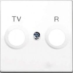 Накладка на розетку телевизионную Simon SIMON 82, белый, 82053-30
