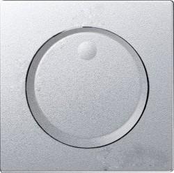 Накладка на светорегулятор Simon SIMON 82, алюминий, 82054-93