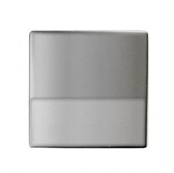 Клавиша Simon SIMON 82, алюминий, 82063-33