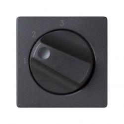 Накладка на светорегулятор Simon SIMON 82, графит, 82084-38