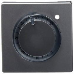 Накладка на светорегулятор Simon SIMON 82, алюминий, 82505-33