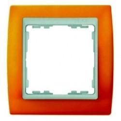 Рамка 1 пост Simon SIMON 82, желтый, 82612-62