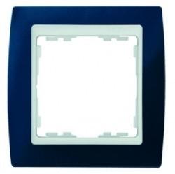 Рамка 1 пост Simon SIMON 82, синий, 82612-64