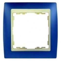 Рамка 1 пост Simon SIMON 82, сирень, 82711-64