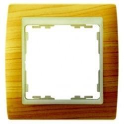 Рамка 1 пост Simon SIMON 82, сосна, 82715-69