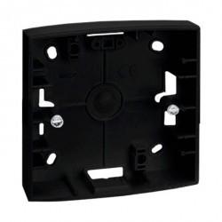 S82 Коробка наружной установки 1-ная, 89х89х27 мм, графит