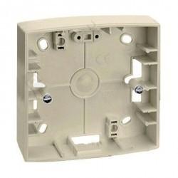 S82 Коробка наружной установки 1-ная, 89х89х37 мм, сл.кость