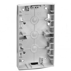 S82 Коробка наружной установки 2-ная, 89х158х27 мм, графит